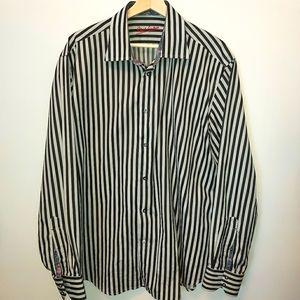 Robert graham dress shirt xl